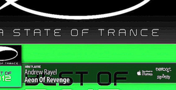 Armin van Buuren presents A State Of Trance - Best Of 20...