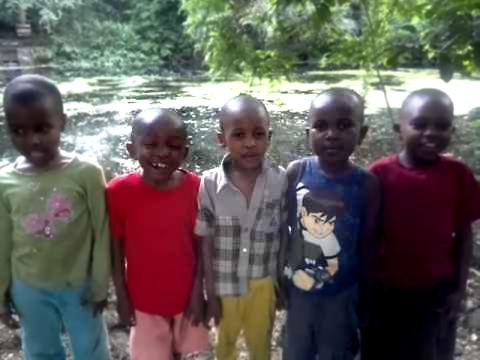 The Irrepressibles - In This Shirt (Rehobothi Orphanage, Tanzania)