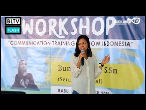 "BLTV FLASH [NASIONAL] - Day 2 ""14th Annual of Communication Days 2019"""