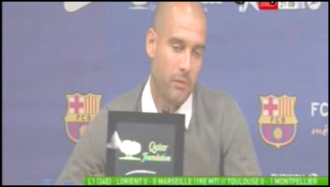 Adios Guardiola Todayfoot.com