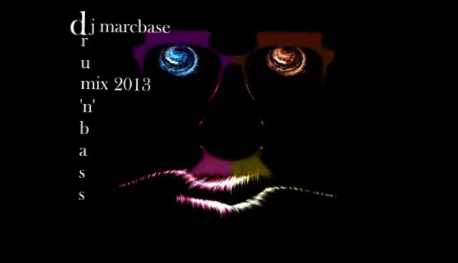 DJ MARCBASE - DRUM'N'BASS MIX 2013(NOVEMBER)