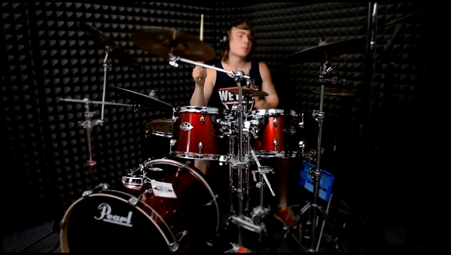 Rihanna Diamonds (Heavy Metal Blast Beat Drum cover)