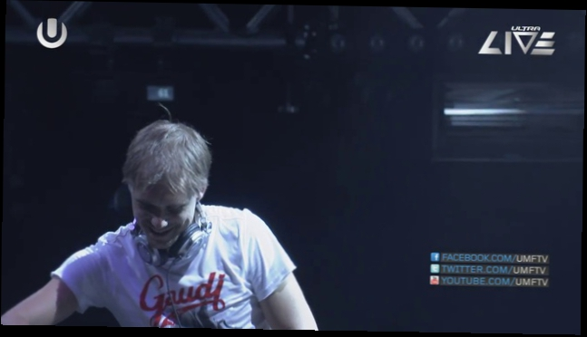 Armin van Buuren – A State of Trance 600 @ Ultra Music Festival in Miami, Florida