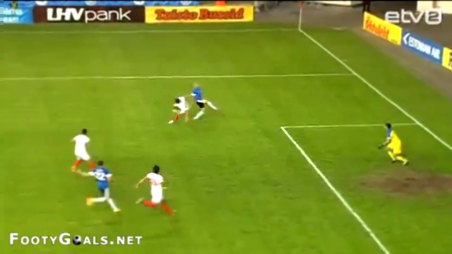 Estonia 2-1 Tajikistan All Goals