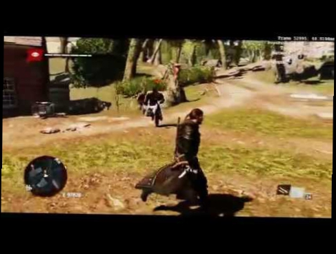 Assasin's Creed Rogue Headless Horseman Battle