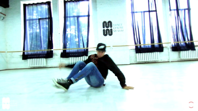 James Brown - Give it up or turn it choreography by Kostya Khrunin - DANCESHOT 25 - DCM