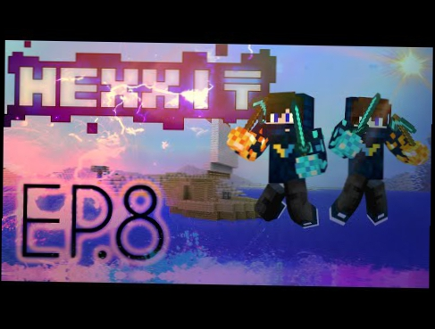 Minecraft Mod Hexxit Ep.8 NAVE ASSASSINA !!!