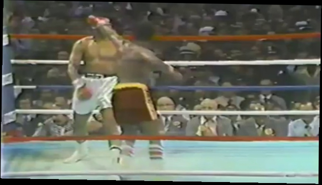 3. Muhammad Ali vs Leon Spinks II Full Fight (1-5) HQ