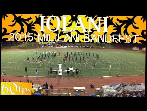 "I SPY | 2015 Iolani ""Raiders"" Marching Band & Dance Team 