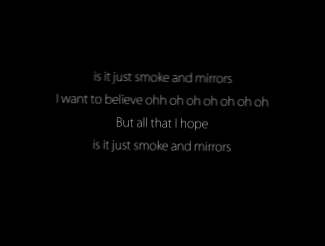 Imagine Dragons - Smoke And Mirrors (Lyrics)