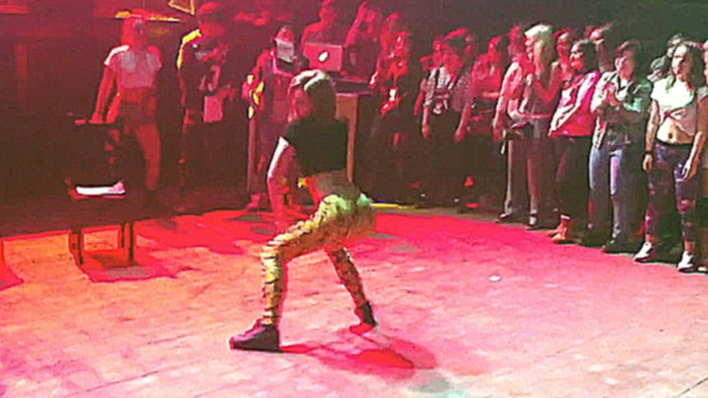 TWERK BATTLE RAISKY 2014 by HEY PO Polina Booty Dance