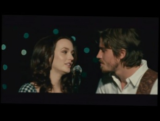 Garrett Hedlund & Leighton Meester - Give In To Me( OST Я ухожу — не плачь )