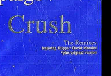 Jennifer Paige - Crush (David Morales Alt. Club Body)