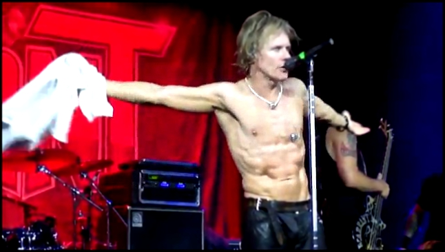 Warrant - Cherry Pie (live 29.07.2011)