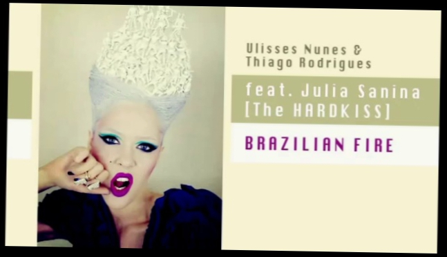Ulisses Nunes & Thiago Rodrigues ft. Julia Sanina