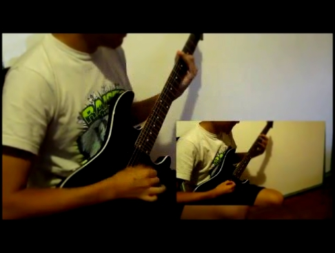 Bullet For My Valentine - Waking The Demon (Guitar Cover)