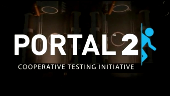 Portal 2 Co-op Trailer HD