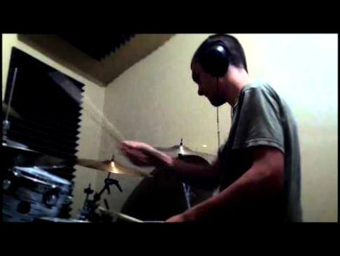 "Poets of the Fall- ""Gravity"" Drum Cover by Tyler"