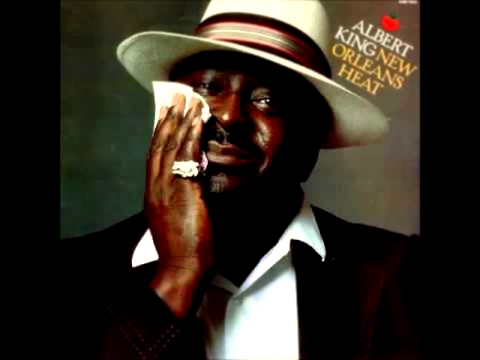 A FLG Maurepas upload - Albert King - We All Wanna Boogie - Soul Blues