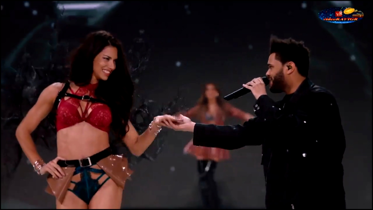The Weeknd - Starboy. Live From The Victoria's Secret Fashion Show 2016 In Paris