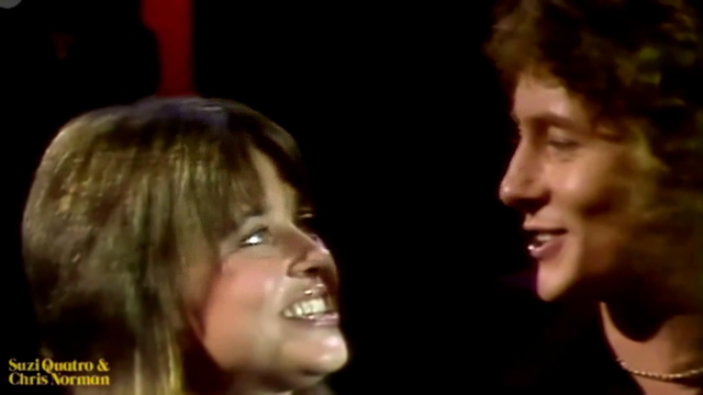 Suzi Quatro & Chris Norman - Stumblin' In - HD
