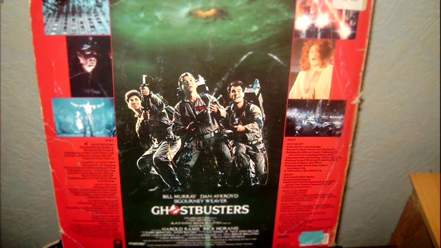 ray parker jr. - ghostbusters (inst)