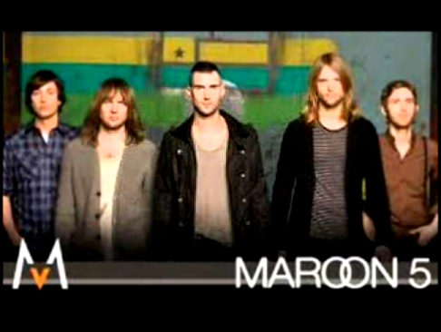 Maroon 5 - Don't Know Nothing