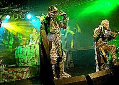 Lordi - This is heavy metal @ Viper, Firenze, IT