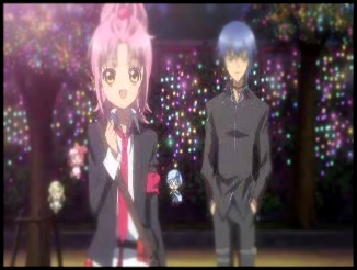 Ikuto made Utau and Amu strong