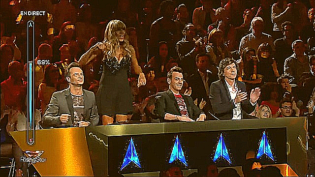 Émanuelle Robitaille - I put a spell on you - Rising Star 25-09-14 - M6