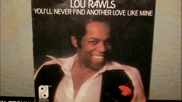 LOU  RAWLS    -    LET 'S  FALL IN LOVE ALL OVER AGAIN