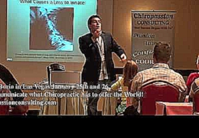 Dr Jor Borio Chiropassion Consulting Thot Flash Science of Chiropractic Communication