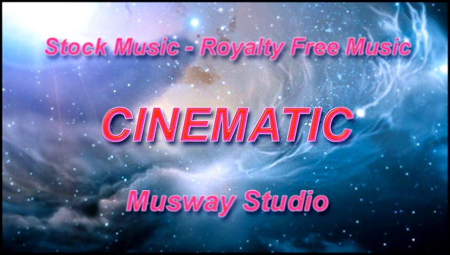 Cinematic Valse - 001 - 1 Stock Music - Royalty Free Music