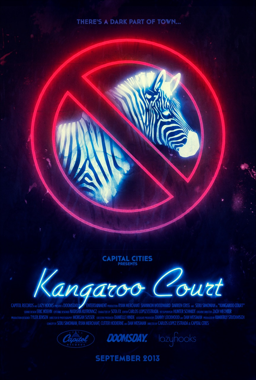 Capital Cities - Kangaroo Court
