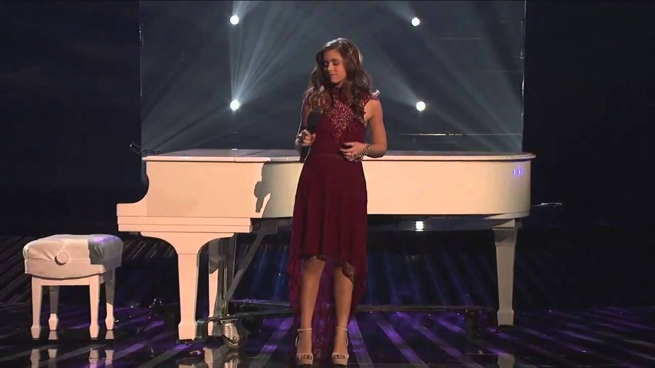 Carly Rose Sonenclar - Imagine (Live Show 13)