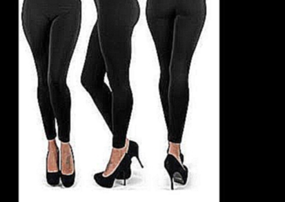 Amazing Anti-Cellulite Waist Tummy Control Slim and Tone Legging