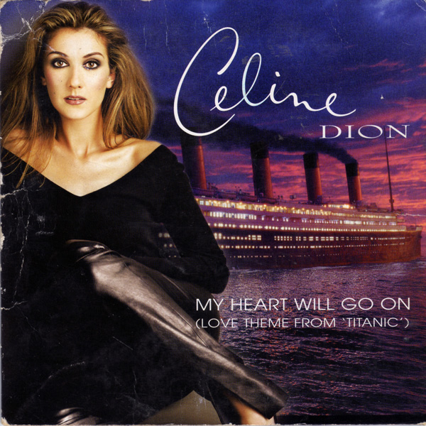 Celine Dion - My Heart Will Go On (Песня Из Титаника)