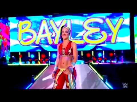 WWE Bayley Theme Song - Turn It Up