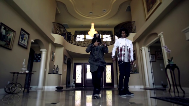 Les Twins/ The faded - Pull Up (Les Twins x Yak Films)