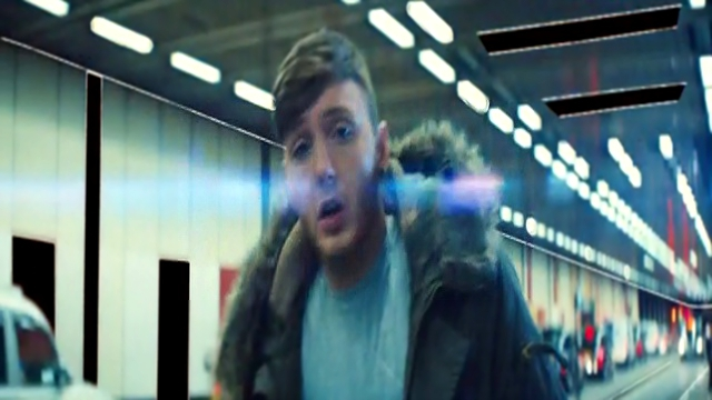 James Arthur — Get Down (TOPSONG TV)