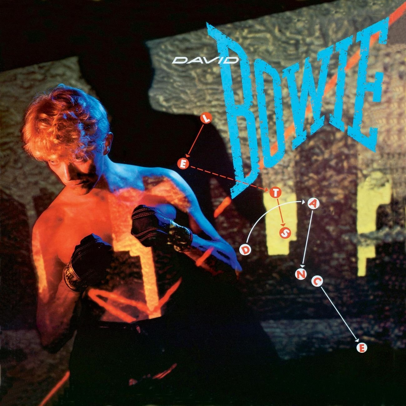 David Bowie - Lets Dance