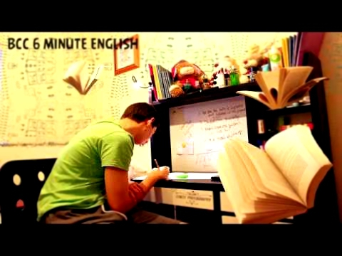 "BBC 6 Minute English - ""How To Prepare For An Exam"" with subtitle"