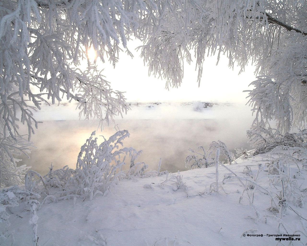 Пытка холодом и снегом 7 фотография