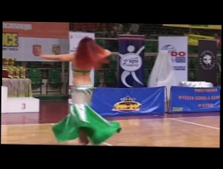 Shireen Jamilah, Belly Dance Championships of Poland 2012 1388