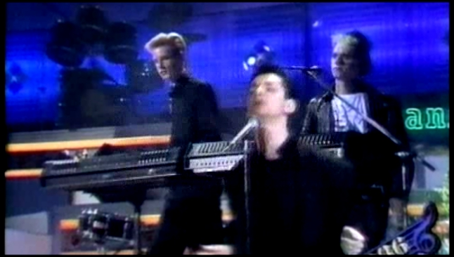 Depeche Mode - Stripped - Sanremo Festival 1986