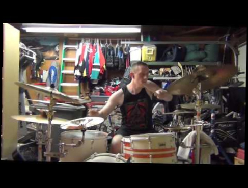 The Amity Affliction ~ Don't Lean On Me Drum Cover, Interpretation