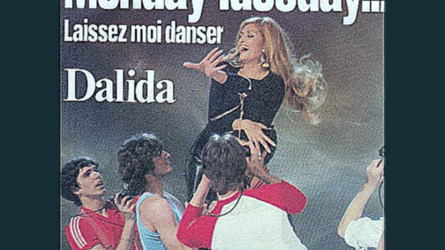Dalida - Monday, Tuesday, Laissez-Moi Danser (1979)
