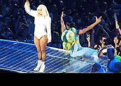 Lady Gaga - Just Dance/ Poker Face/ Telephone (SSE Hydro Glasgow 19/10/2014)