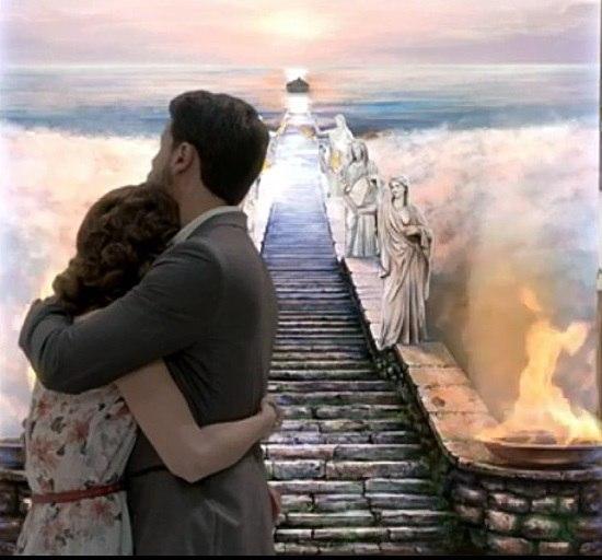 какой будет финал кинофильма лестница в небеса аня умрет