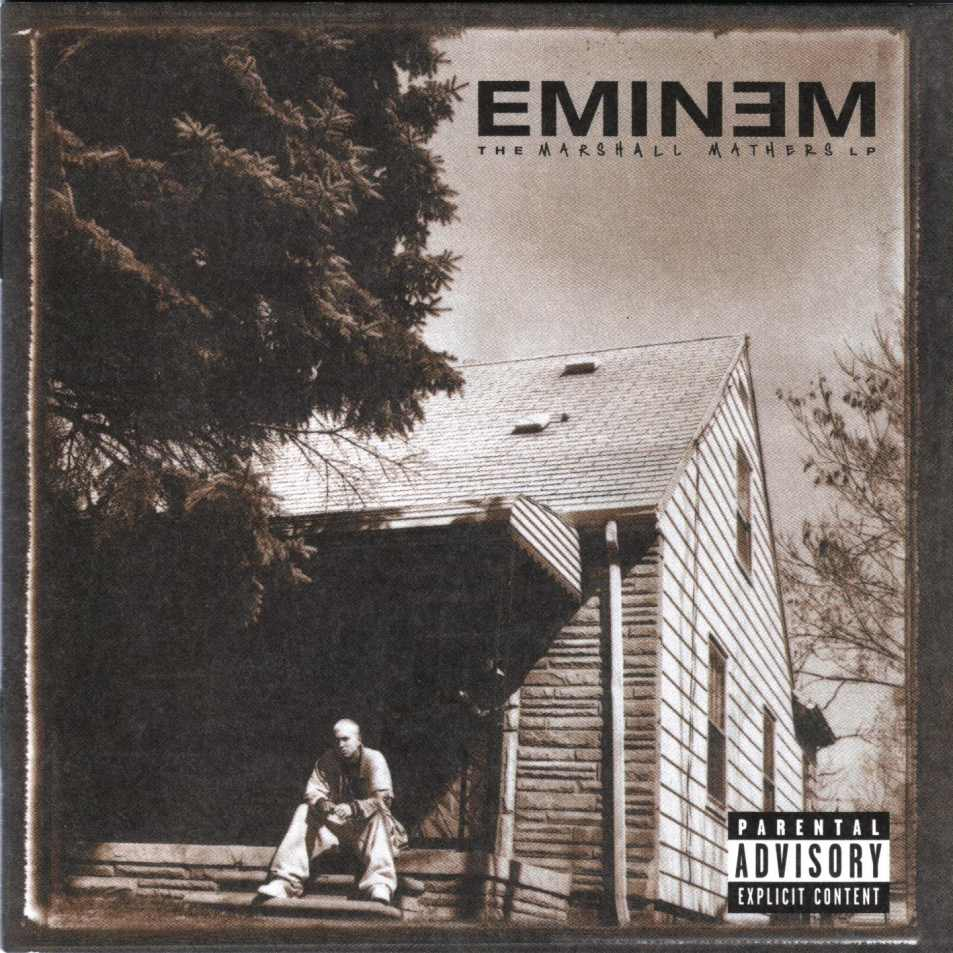 Eminem The Way I Am - The Marshall Mathers LP